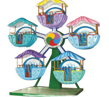 Small Kids Ferris Wheel RIde