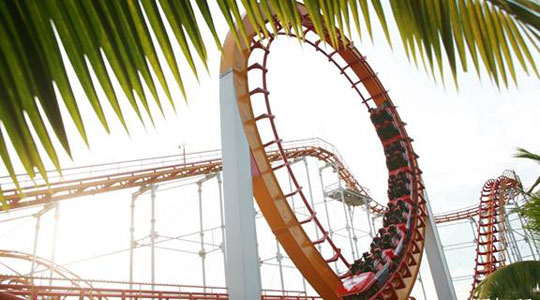 Quality Roller Coaster in Beston