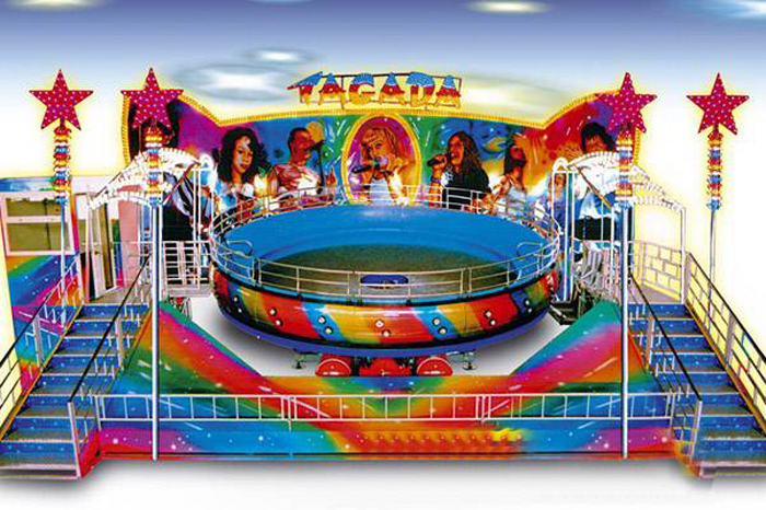 TAGADA - Thrill Rides