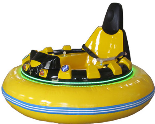 inflatable bumper cars for parks