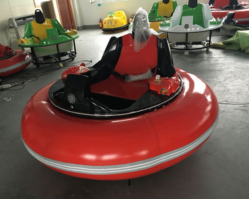 quality inflatable bumper car rides