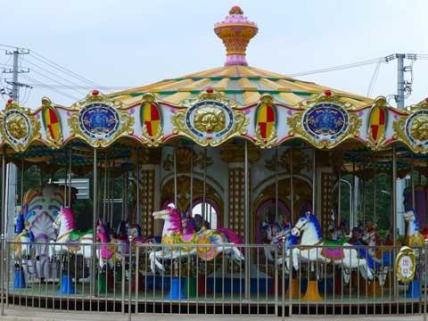 grand carousel rides