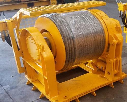 Ellsen hydraulic industrial winch for sale