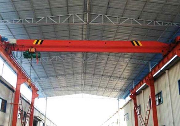 Single girder overhead crane from Ellsen