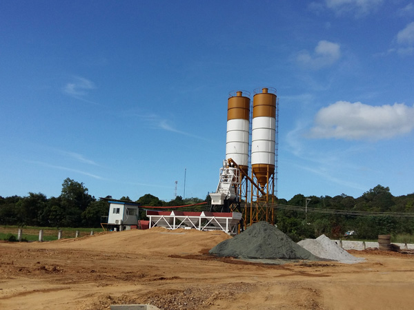 concrete batching plant sale