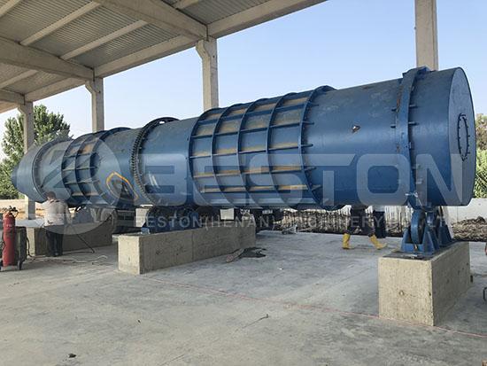Charcoal Machine in Turkey