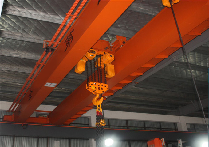 Sell double-girder overhead cranes price