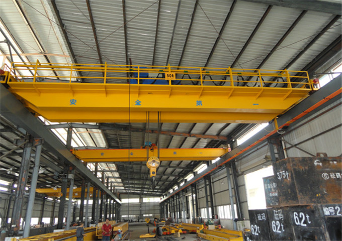Sell double girder overhead crane in China