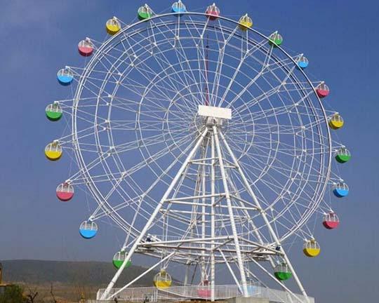 amusement park ferris wheel manufacturer